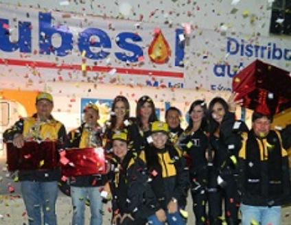 Reconocimiento anual, Lubesol SAS